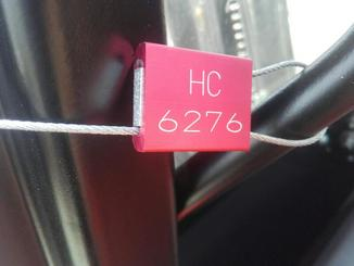 Four wheel front forklift Hangcha A4W50-E - 13