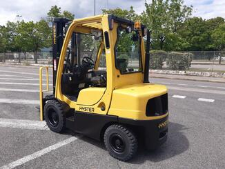 Four wheel front forklift Hyster H3.0FT - 3