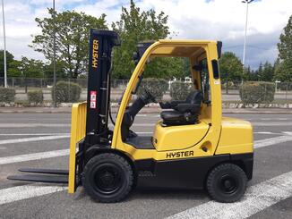 Four wheel front forklift Hyster H3.0FT - 2