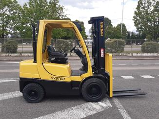 Four wheel front forklift Hyster H3.0FT - 4